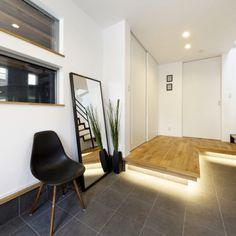 Best Indoor Garden Ideas for 2020 - Modern Condo Decorating, Interior Decorating, Japanese Interior, Diy Interior, Condo Interior, House Entrance, Contemporary Interior Design, Japanese House, New Homes