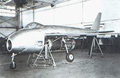 Messerschmitt P.1101 | Flickr - Photo Sharing!