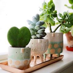 Ceramics ideas cactus Style cute planters Fantastic Free of Charge Ceramics ideas cactus Style cute planters - J A D E & S T O N E : handmade ceramic succulent planter set Excited to present my new creations of this week Product Description Diy Planters, Ceramic Planters, Garden Planters, Tall Planters, Modern Planters, Outdoor Planters, Concrete Planters, Hanging Planters, Rustic Planters