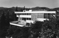 JULIUS SHULMAN - Lovell Health House, 1932