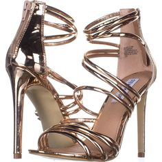 2863ef00919 Steve Madden Santi Strappy Dress Sandals 606