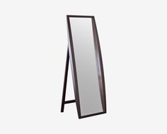 Dania - The Pasadena floor mirror is a great addition to ensure you look your…