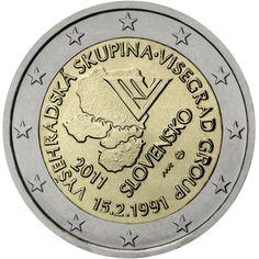 Eslovaquia 2 euros conmemorativos (Especial) 2011