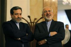 An Iranian negotiator on May 24 denied accepting military site inspections as part of a nuclear deal with world powers, a delicate issue in talks that must be concluded by the end of June.