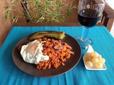 Ficha la receta de EL RITMO EN LOS FOGONES y disfruta del mejor sabor dándote un capricho.