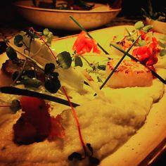 Special seared scallop on celeriac cream & sundried tomato!!#chefinstagram #chefsofinstagram #cheflife #chefporn #wildchef #truecooksstreetteam #foodporn #foodgasm #instachef #foodlover #ouichef #thugchef #cook #touchmymeatandiwillfuckyouup #truecooks #foodstarz #artofplating #whatwedo #gastroart #food #goodlooksforgoodcooks #instafood #theartofplating #stackpaper #tacoreligion #paiddacosttobetheboss #chefstalk #londonchef #comeandsweatwithus by chefmoreyto