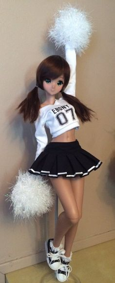 Smart Doll Ebony by Babyd2000uk
