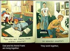 Daddy's Roommate 2 Daddy's Roommate is a children's book written by Michael Willhoite and published by Alyson Books in 1991. The book, about a young boy whose divorced father now lives with his gay partner, deals with the controversial subject of homosexual parents.
