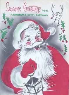 Season Greetings, Panorama City, San Fernando Valley