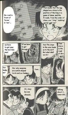 Read manga Detective Conan 253 online in high quality