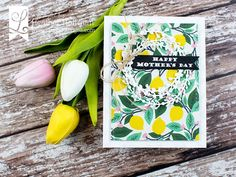 Houses Built of Cards: LID April Release Day 2 - Mother's Day Cards