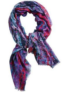 Marc by Marc Jacobs Sequin Smush Scarf | Piperlime