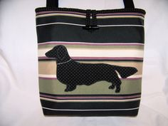Unique Long Haired DachshundWiener Dog by OscarsCreations on Etsy, $50.00