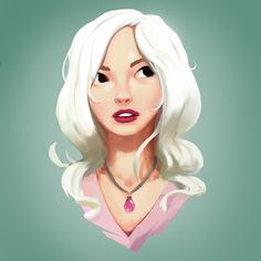 1855bfa95ab1ff8f22569cf01a118d46--hair-girls-white-hair.jpg (736×736)