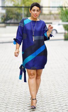 Mimi g style dresses Curvy Fashion, Look Fashion, Plus Size Fashion, Girl Fashion, Fashion Outfits, Womens Fashion, Looks Plus Size, Look Plus, Cute Dresses