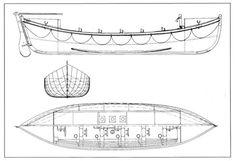 Canot à redressement de 9,78m  c'est le N°11 de cette série construit par le chantier Augustin Normand au havre
