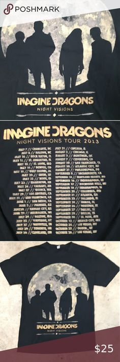 Official Imagine Dragon Elk In The Stars Unisex T-Shirt Evolve Night Visions