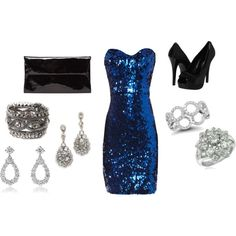 Ultimate New Years dress :)