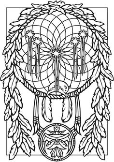 Spectacular Indian Coloring Book