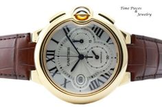Cartier Ballon Bleu 18kt Yellow Gold Case Chronograph Mens Watch W6920007 Lowest Price – Cartier Mens Watches   Mens Watches Store & Reviews...... Visit Site for more details, reviews and price comparison.