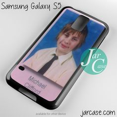 fetus michael clifford 5 seconds of summer you complete me Phone case for samsung galaxy S3/S4/S5