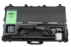 Rifle Packed in Pelican™ Hard CaseLoading that magazine is a pain! Get your Magazine speedloader today! http://www.amazon.com/shops/raeind
