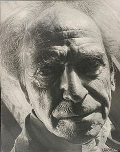 Selbst-porträt by Helmar Lerski