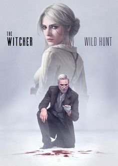 The Witcher - Wild Hunt (Modern) by astoralexander on DeviantArt