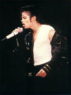 """""""I had a singing group with Jahnae and Chastitie called the P.Y.T.'s in which we only sang Michael Jackson songs."""""""