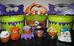 Halloween McNugget Buddies!!! You have to remember these! #Mcdonalds