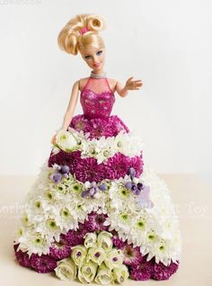Barbie Bouquet