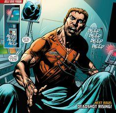 Suicide Squad Deadshot Floyd Lawton resurrected