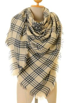 Snuggle up and wrap yourself in this soft extra large 'oh-so-cozy' shawl blanket.Blanket scarf is an essential fall & winter accessories. This oversized blanket scarf is super soft and will keep you warm and cozy. Layer this stylish fringed blanket plaid shawl to jazz up your outfit. Wrap it around your neckline or draped it as a stylish cardigan, let this comfy scarf be the focal of your look. With the size of the scarves, the options for styling are endless.Amazing softness, extra warmth…