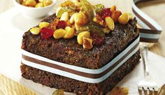 Two-in-one Christmas cake and pudding Ina Paarman's mixture is so moist that it can double as a Christmas pudding, so bake both from one mix!