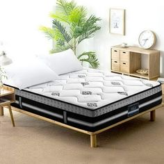 EOFYSALE ON MATTRESS OFFERS 🥳  🛍LAY DOWN FOR LESS At #MATTRESSOFFERS - FOR YOUR BEAUTIFUL HOUSE🛍  COUPON CODE FOR DISCOUNT👇  COUPON CODE - EOFYSALE  Giselle 35cm Double Size Mattress Bed 7 Zone Pocket Spring Cool Gel Foam  Buy Now Pay Later in Slice with - Afterpay | ZipPay | Humm | Laybuy | Latitudepay | Payitlater   Pamper yourself with our Giselle Bedding Galaxy Series Euro Top Mattress that will give you a soothing sleep night after night.  #EOFYSALE #Afterpaymattress Euro Top Mattress, King Size Mattress, Bed Mattress, Childrens Book Shelves, Night After Night, Vacuum Packaging, Bookshelves Kids, Dust Mites, Particle Board