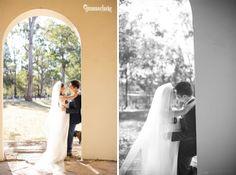 Kamille and Sam's Wedding – Amazing Surprise for the Bride!!!  Auburn Baptist Church and Old Government House, Parramatta Park International Photographer, Gemma Clarke - www.gemma-clarke.com or www.facebook.com/sydney.wedding.photographer