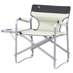 Luxury Coleman Campingbedarf Regiestuhl Deck Chair Beige Coleman
