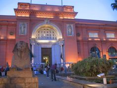 British Museum, Cairo, Egypt several times