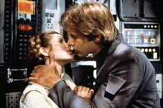 "Carie Fisher & Harrison Ford - ""Star Wars V"" (1980)"