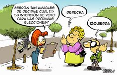 Juancarlerías: Intención de voto