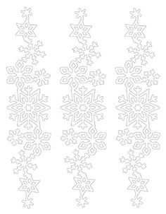 Christmas Crafts, Christmas Decorations, Paper Cut Design, Snow Flakes Diy, Wedding Invitation Card Template, Homemade Art, Christmas Templates, Paper Stars, Cricut Creations