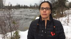 Lac La Ronge Indian Band Chief Tammy Cook-Searson says the entire community is on edge.