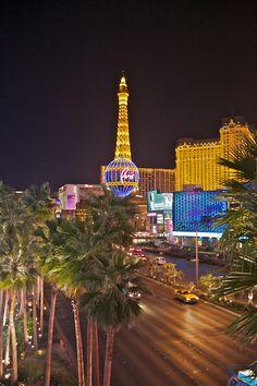 Paris Hotel - Eiffel Tower Las Vegas