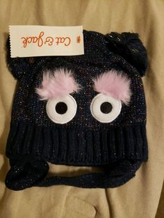 9c8bb6087ee3a A cute hat   Jack Hat and Mittens size month blue in color. Rosario Coyer · Baby  Accessories