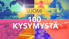 100 vakavaa ja kevyttä kysymystä 10 aihepiiristä Finnish Words, Best Cities, Finland, Nostalgia, Facts, Film, Diorama, School, Historia