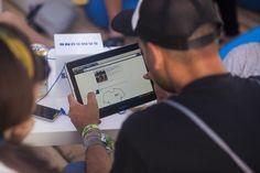 Więcej na facebook.com/advexperience Mp3 Player, Samsung, Facebook, Heineken