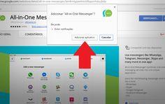 Cómo usar WhatsApp y Facebook Messenger en un solo app de Ordenador