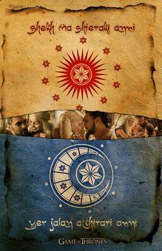 Drogo & Daenerys
