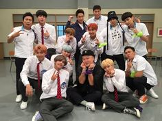 """#BTS #KnowingBrothers #Ep.94   """"안녕하세여 진인데여 아는형님 오늘 나와요! 형님들과 재밌게 녹화 했으니 재밌게 봐주세여! 본방사수!!""""   [TRANS] Hi, it's Jin. Knowing bros is out today! We were having fun during recording, have fun watching it! You have to watch it on TV!   @BTS_twt 11:40 PM - 22 Sep 2017"""