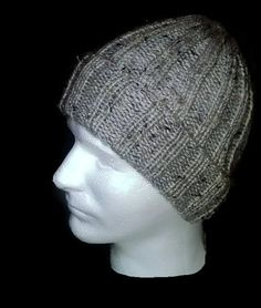 Hey, I found this really awesome Etsy listing at https://www.etsy.com/listing/214931604/knit-warm-unisex-hat-gray-one-size